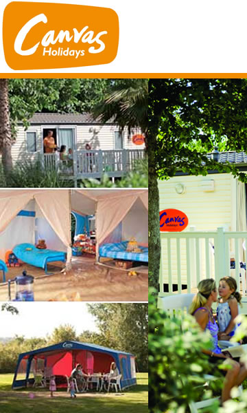 Canvas Holidas